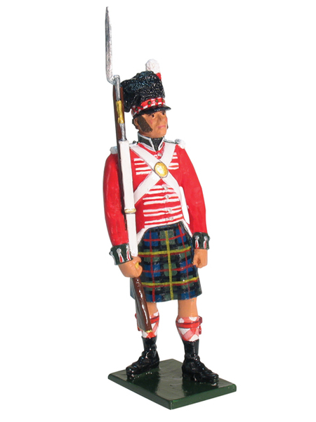 43100 - Highlander, 79th Regiment, 1815