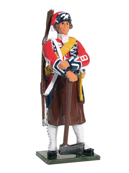 43101 - Pioner, 1st Foot Guards, 1755