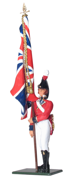 43141 - Ensign, King's 4th Regiment of Foot, 1810-1815