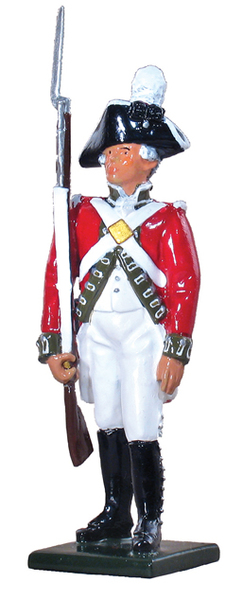 44004 - Private, 5th Regiment of Foot, 1792-1800