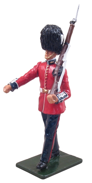 44033 - Guardsman, Grenadier Guard with Enfield, 1950's