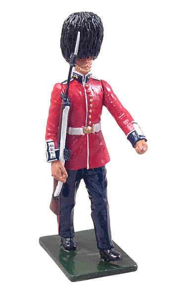 44034 W Britain toy soldier Redcoat