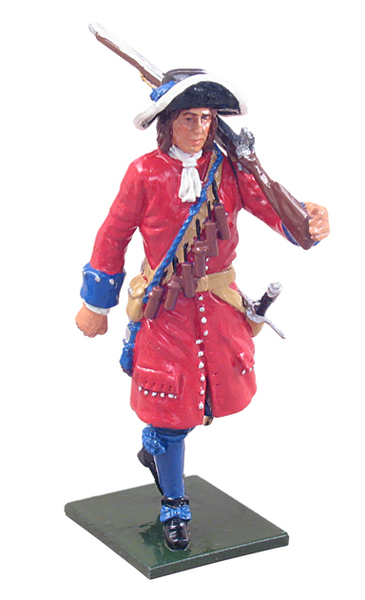 44039 - Musketeer, 1st Guards, 1686