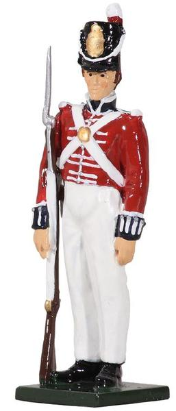 44060 - British Infantry King's 8th Regiment of Foot, Private, War of 1812/Napoleonic Wars