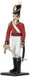44061 W Britain toy soldier Redcoat