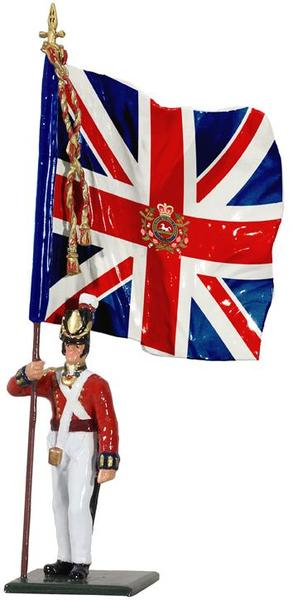44062 W Britain toy soldier Redcoat
