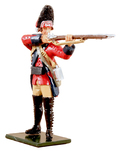 47048 W Britain toy soldier Redcoats