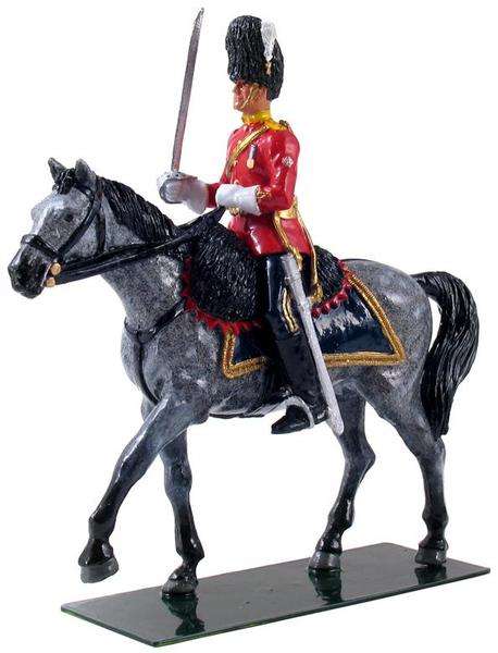 48013 - Royal Scots Dragoon Guards Mounted Officer