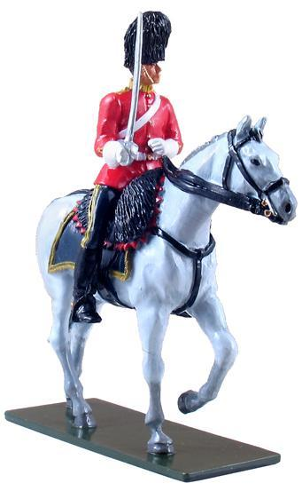 48014 - Royal Scots Dragoon Guards Mounted Trooper