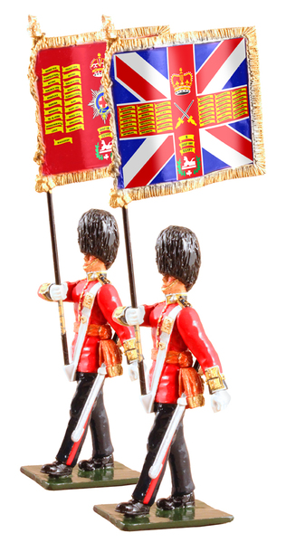 48016 - The Queen's Diamond Jubilee Set, The Guards Colours, Coldstream Guards