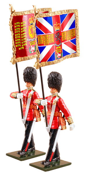 48017 - The Queen's Diamond Jubilee Set, The Guards Colours, Scots Guards