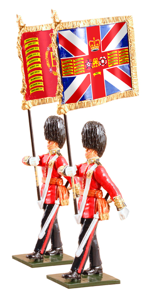 48018 - The Queen's Diamond Jubilee Set, The Guards Colours, Irish Guards