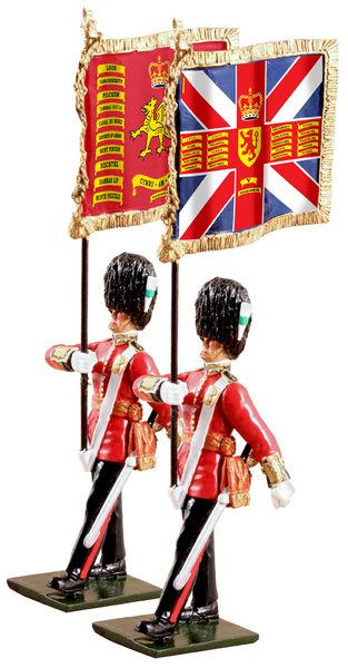 48019 - The Queen's Diamond Jubilee Set, The Guards Colours, Welsh Guards