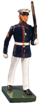 48510 W Britain toy soldier ceremonial