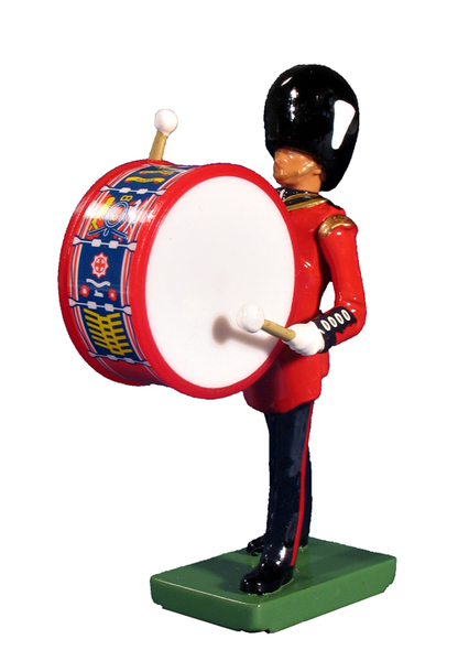 48527 - Grenadier Guards Bass Drummer