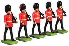 48530 W Britain toy soldier Ceremonial