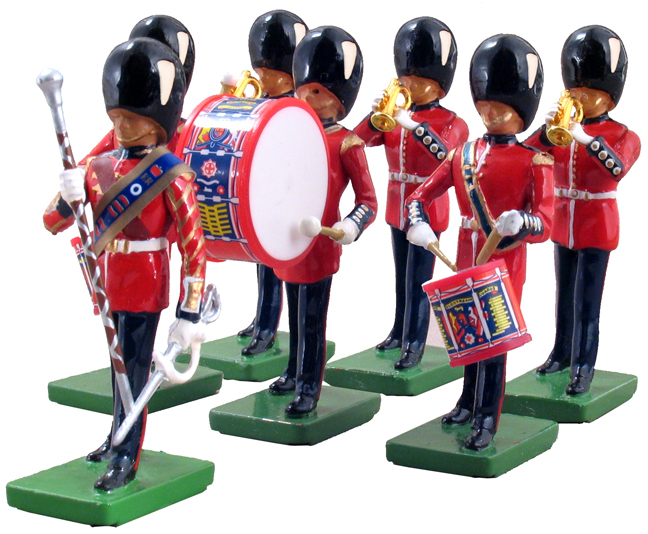 48532 - Grenadier Guards Drum and Bugle Set