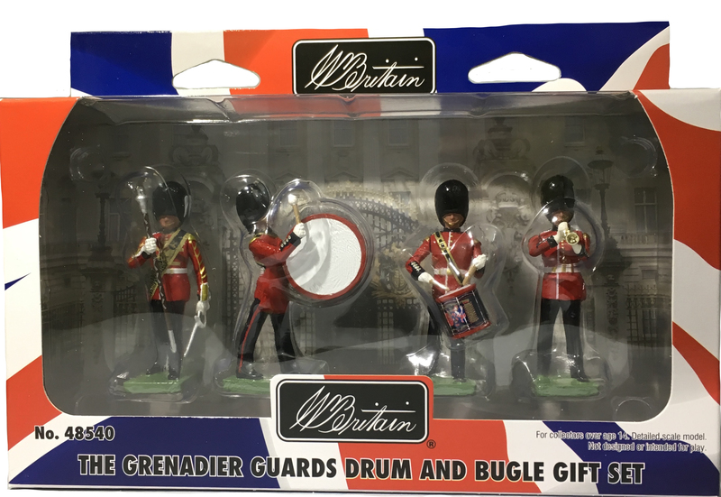48540 - Grenadier Guards Drum & Bugle Gift Set