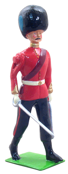 49008 - 1907 Half-Booted Irish Guards Officer
