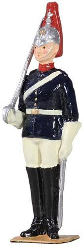 49024 - British Blues and Royals Trooper on Foot