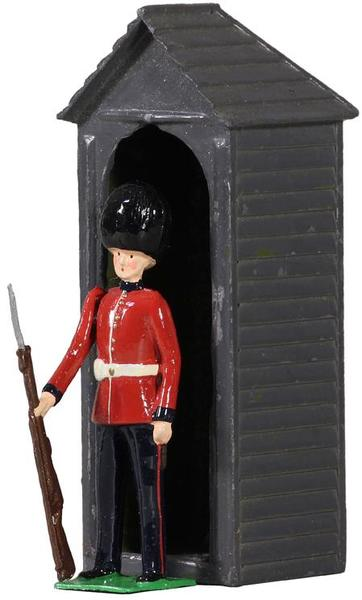 49038 - British Scots Guardsman with Sentry Box
