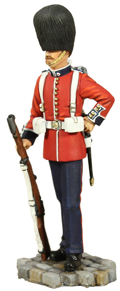 50045c W Britain toy soldier