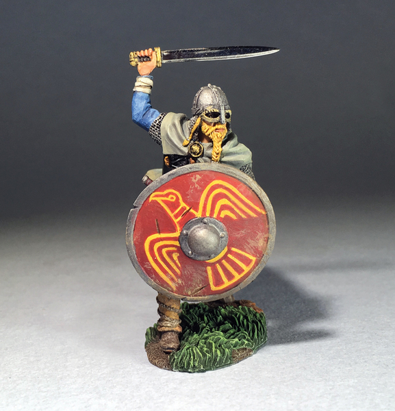 50083C - Wrath of the Northmen - Herryk Viking Warlord