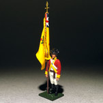 More about the '50093C - Regiments - 6th Regiment of Foot Ensign Regimental Colour, 1792' product