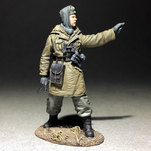 More about the '50094C - WWII - German Waffen SS NCO wearing SS Anorak, 1944-45' product