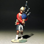 More about the '50097C - War Along The Nile - 42 Royal Highland Regiment playing pipes, 1882' product