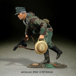 More about the '50104C - WWII - German Army NCO running with Teller Mine 43' product