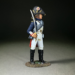 More about the '50107C - French Imperial Guard Company Officer with Bicorn, 1815' product