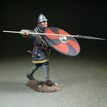 """Aelfnod"" Saxon Shield Wall Defender"
