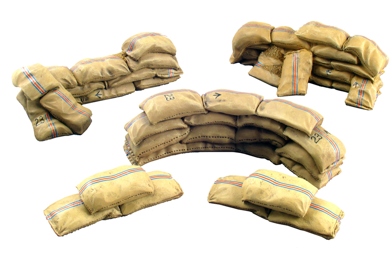 51003 - Mealie Bag Wall Curved and Short Straight Sections