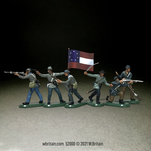 More about the '52000 - Confederate Infantry Set No.1' product