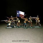 More about the '52001 - Confederate Infantry in Butternut Set No.2' product