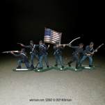 More about the '52002 - Union Infantry Set No.1' product