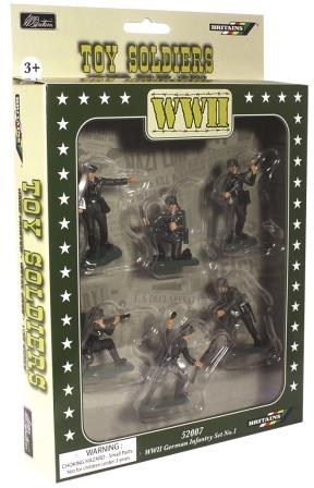 52007 - WWII German Infantry Set No.1