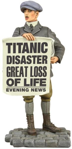 W Britain toy soldiers Titanic Collection 62002
