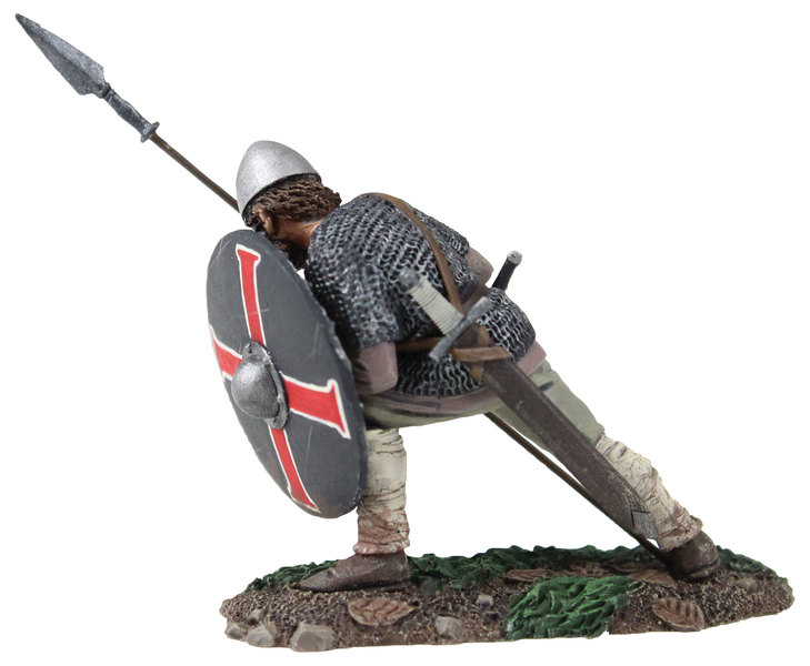 Historical Miniature Toy Soldier Wrath of the Northmen Matte 62111