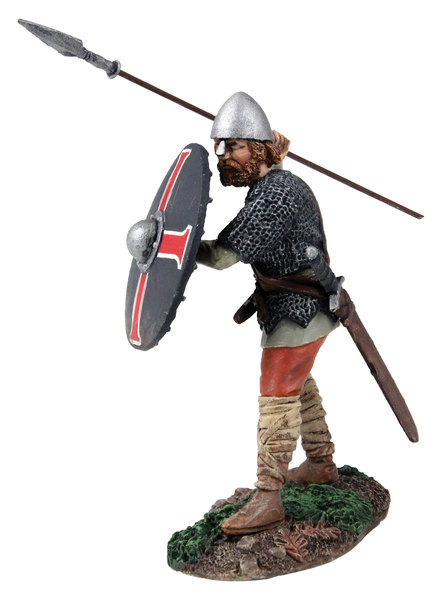 Historical Miniature Toy Soldier Wrath of the Northmen Matte 62113