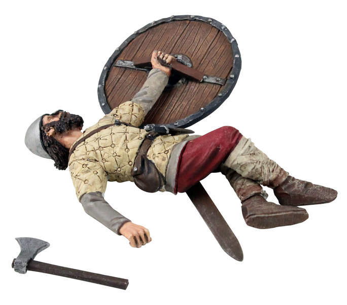 Historical Miniature Toy Soldier Wrath of the Northmen Matte 62114