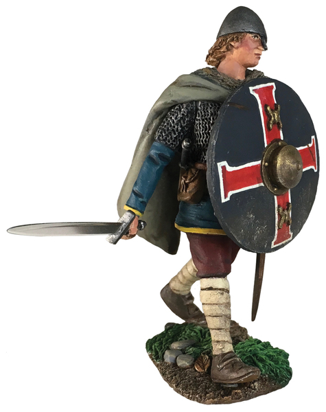 W.Britain Saxon Advancing with Sword 62130