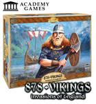 AG878 Vikings Strategic Board Game