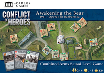 Awakening the Bear 2nd Edition Board Game