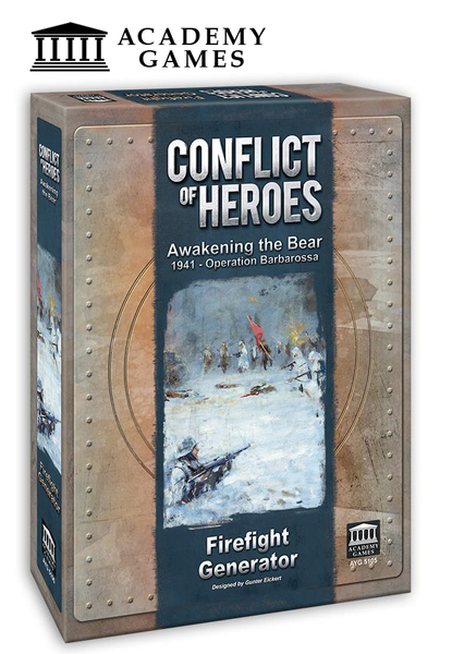 Awakening the Bear 2nd Edition – Firefight Generator Board Game