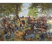 More about the 'BLHA - The Black Hats, 19th Indiana Regiment, Iron Brigade at Gettysburg, July 1, 1863' product