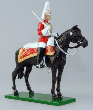 Lifeguards Officer - Mounted