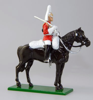 Lifeguards Corporal of Horse - Mounted