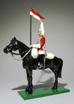 Blues and Royals, Officer Mounted - BTSC-FIG154